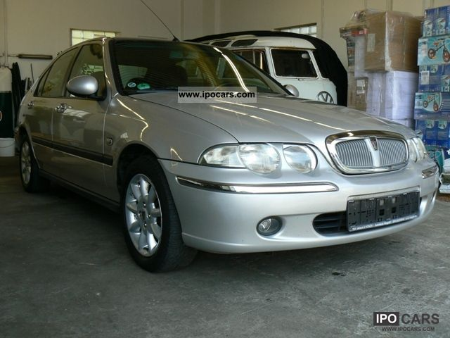 2000 rover 45 1 4 classic 8 times pruinose car photo. Black Bedroom Furniture Sets. Home Design Ideas
