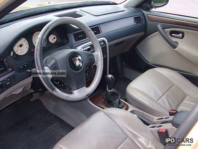2003 Rover 45 1 8 Celeste Euro 3 First Hand Car