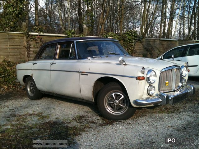 Rover  P5B Saloon 1973 Vintage, Classic and Old Cars photo