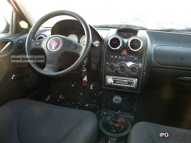 2004 Rover 25 Car Photo And Specs