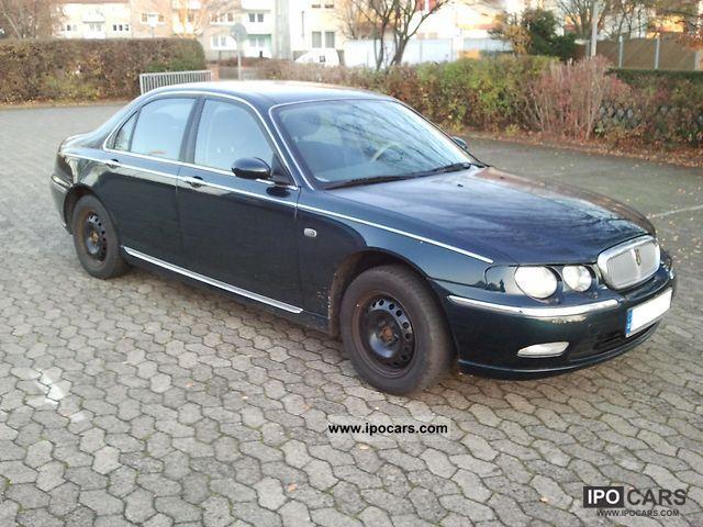 2002 Rover  75 2.5 V6 Limousine Used vehicle photo