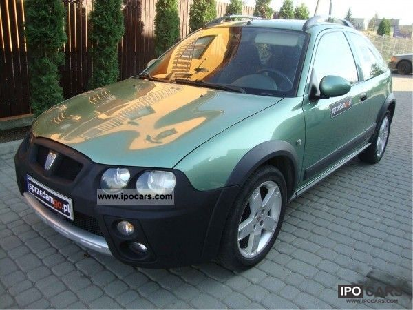 2004 rover streetwise 25 2 0 tdi sprzedamgo car photo and specs. Black Bedroom Furniture Sets. Home Design Ideas