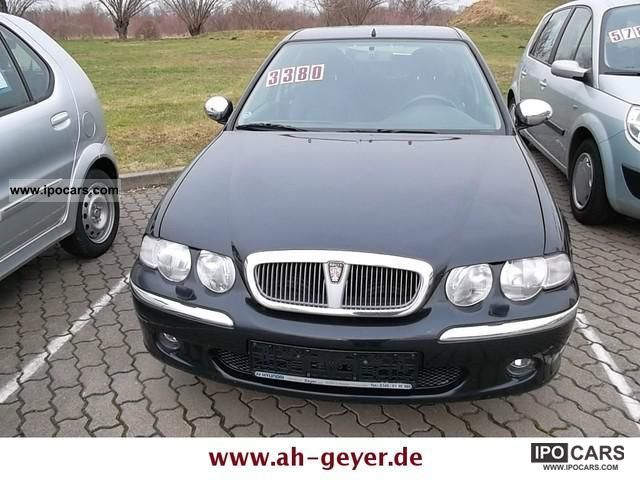 2002 Rover  Classic 45 1.8 86 kW (117 hp), Manual Other Used vehicle photo