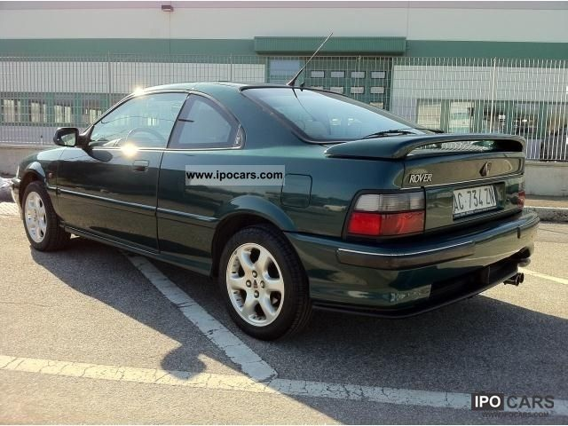 1995 Rover  216 Sports car/Coupe Used vehicle photo