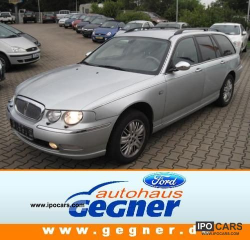 2002 Rover  75 Tourer 2.5 V6 Leather, Navi, PDC, Automatikget. Estate Car Used vehicle 			(business photo