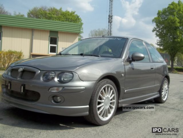 2004 Rover 25 14 Car Photo And Specs