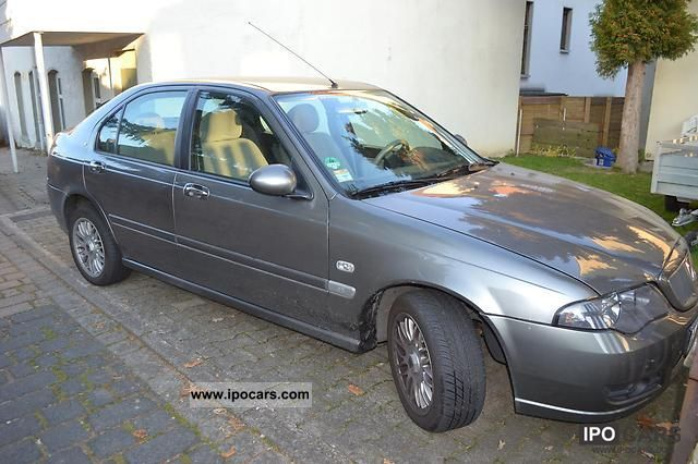 2005 rover 45 1 8 car photo and specs. Black Bedroom Furniture Sets. Home Design Ideas