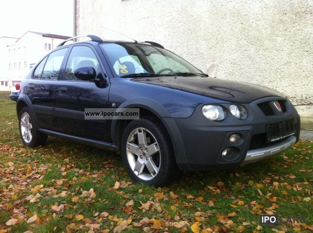 2004 Rover  25 Streetwise Turbo 2.0 \ Small Car Used vehicle photo