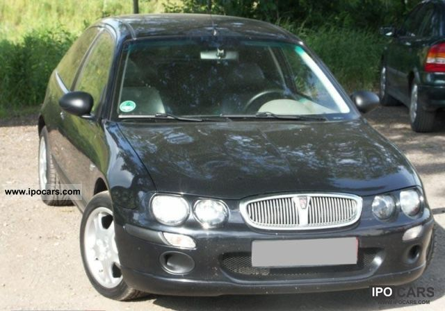 2004 rover 25 mo liwa zamiana car photo and specs. Black Bedroom Furniture Sets. Home Design Ideas