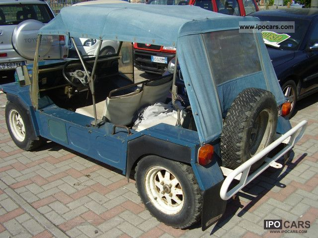 Rover  mini moke 1979 Vintage, Classic and Old Cars photo