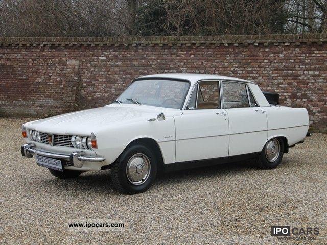 Rover  2000 Automaat 1969 Vintage, Classic and Old Cars photo