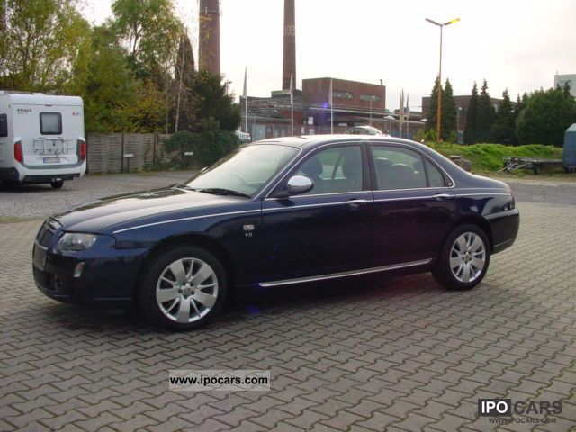 2004 Rover 75 V8 46 L L Celeste Absolute Rarity Car Photo And Specs