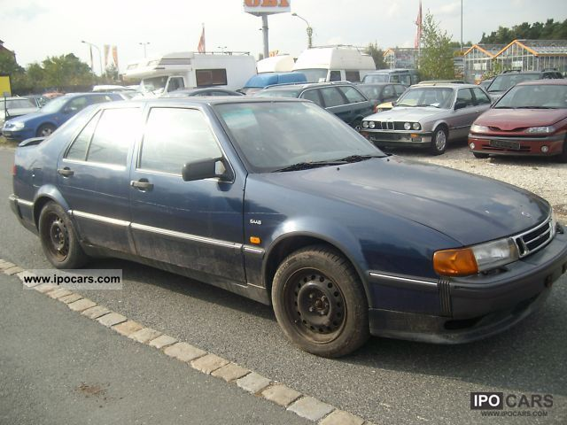 1992 Saab  2.3-16 9000 CS / LEATHER / AUTOMATIC / SD Limousine Used vehicle photo