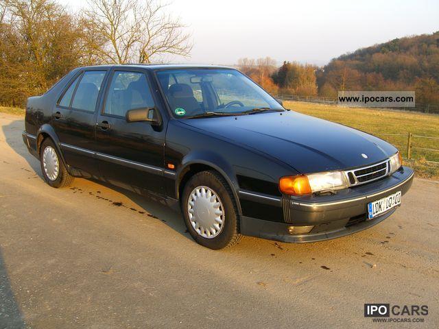 1993 Saab 9000 2 0i Cs