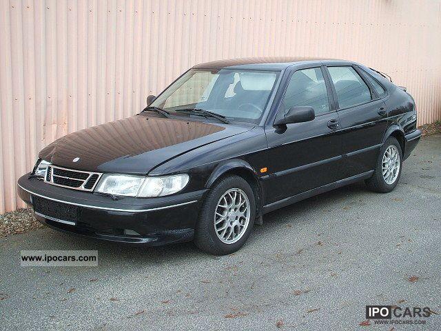 1996 Saab  2.0i S 900 Sport - Auto - TUV - 2.Hand - Limousine Used vehicle photo