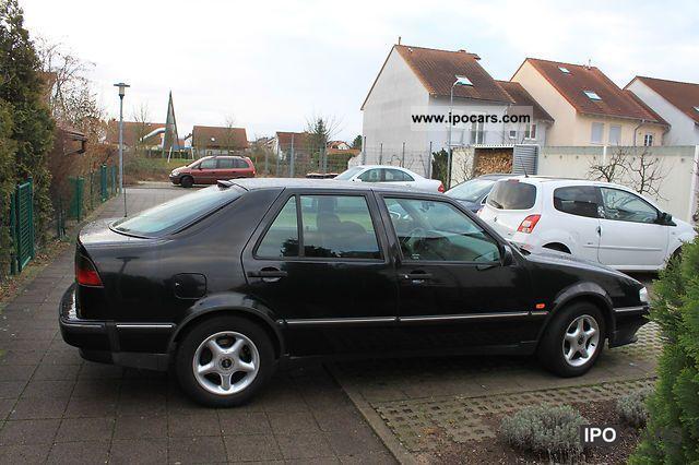 1997 Saab 9000 2 0i Cs