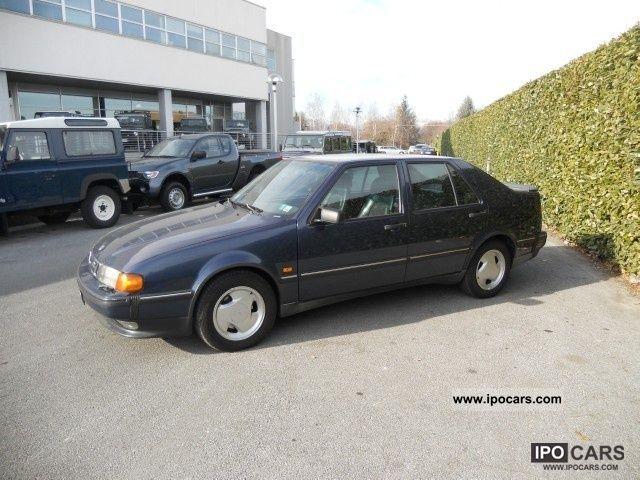 1994 Saab 9000 9000 2.0 CSE TURBO Limousine Used vehicle photo 1