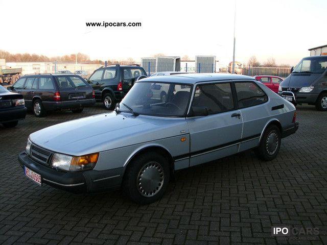 1991 Saab  2.0i COUPE Sports car/Coupe Used vehicle photo