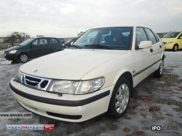 2001 saab 9 3 2 0 turbo 150km car photo and specs. Black Bedroom Furniture Sets. Home Design Ideas