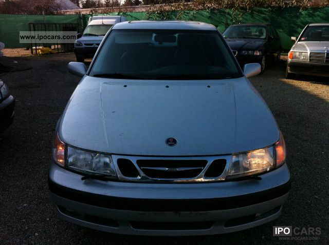 2001 Saab  9-5 3.0T V6 SE.AUT.KLIMA.LEDER.SCHD Limousine Used vehicle photo