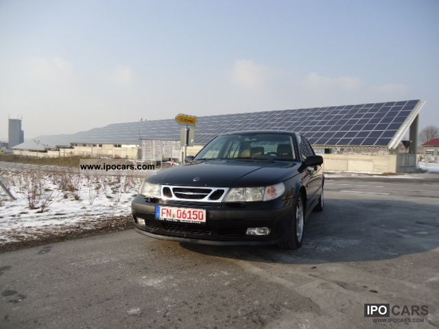 2001 Saab  9-5 2.3 Turbo Aero Limousine Used vehicle photo