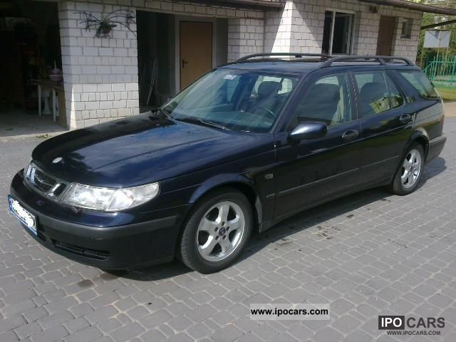 2000 Saab  3.0T V6 Gryffin, Piękny, OKAZJA! Estate Car Used vehicle photo