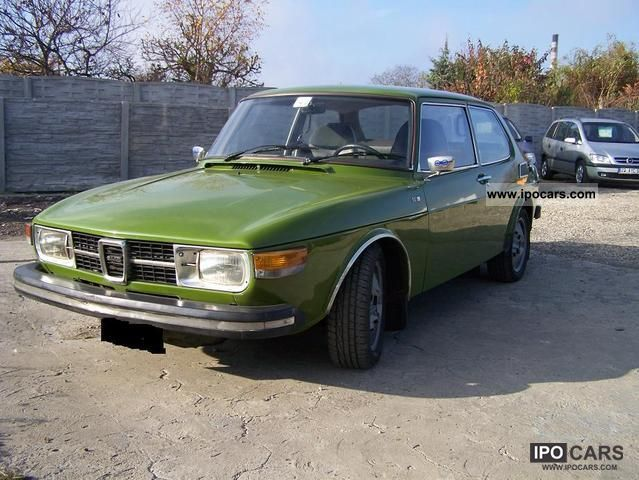 Saab  99 1974 Vintage, Classic and Old Cars photo