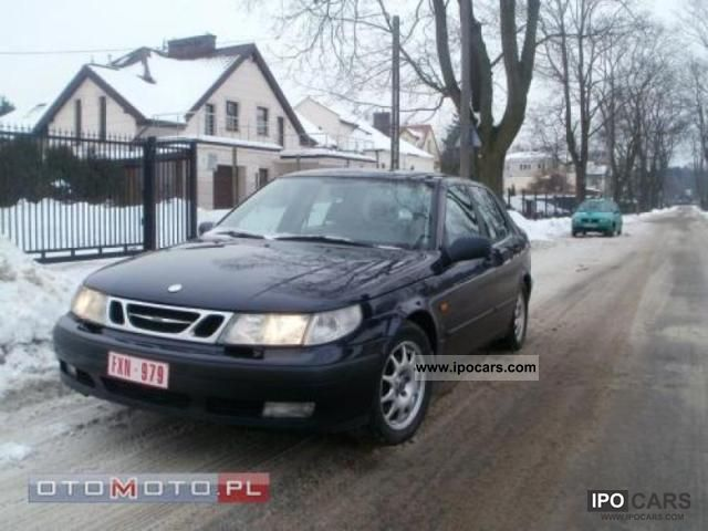 Saab  9-5 2.3 Turbo OPCJA GAZ-FUL 1998 Liquefied Petroleum Gas Cars (LPG, GPL, propane) photo