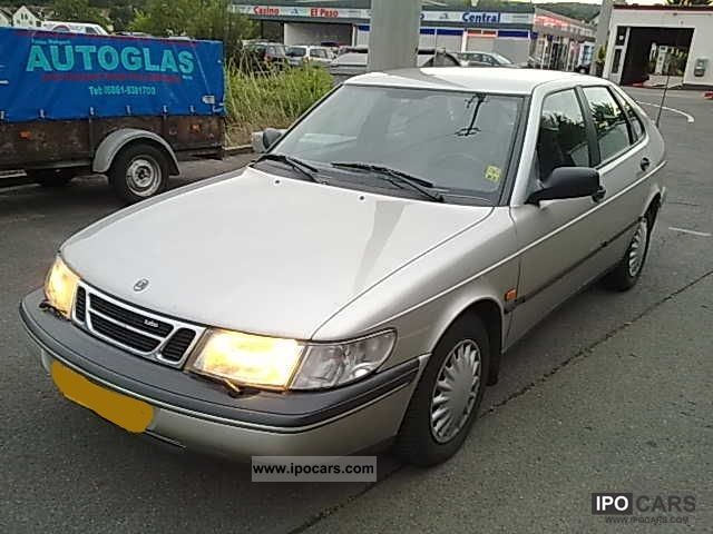 1999 Saab  * 2.0 TURBO retired Air Vehicle * Non smoking * Limousine Used vehicle photo