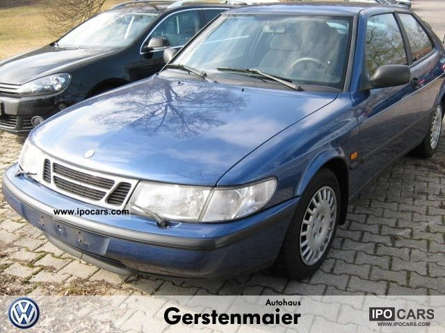 Saab  900 i Coupe Gas LPG Conversion Air seats 1998 Liquefied Petroleum Gas Cars (LPG, GPL, propane) photo