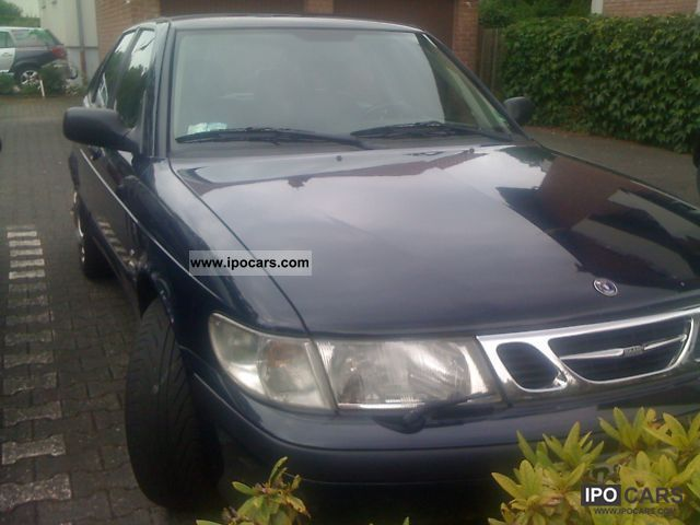 Saab  9-3 2.0 Turbo SE 1999 Liquefied Petroleum Gas Cars (LPG, GPL, propane) photo