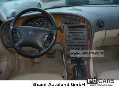2002 Saab 9 5 2 3t Linear Limousine Used Vehicle Photo