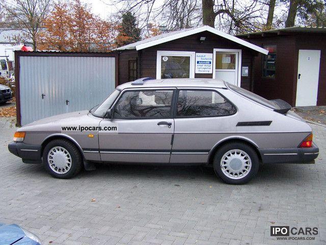 1987 Saab  16 S 900 turbo air leather Sports car/Coupe Used vehicle photo