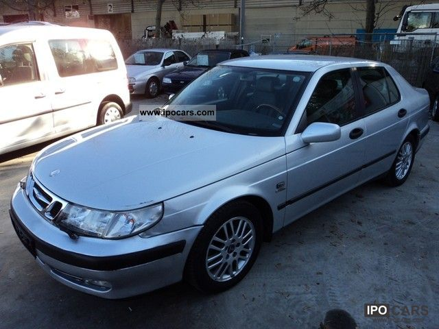 Saab 9 5 3 0t V6 Griffin Auto Air Leather Pdc