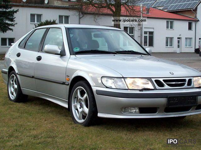 1999 Saab  9-3 2.0 Turbo Aero Limousine Used vehicle photo