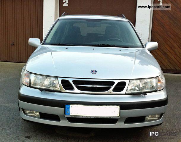 1998 Saab  9-5 SE Estate Estate Car Used vehicle photo