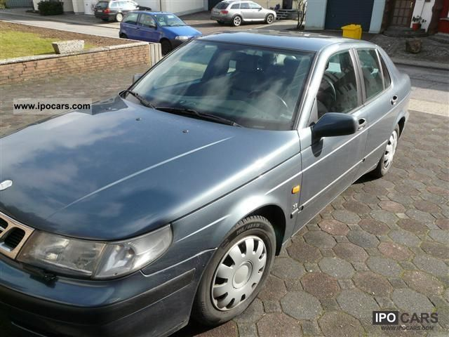 Saab  9-5 2.3t S 2001 Liquefied Petroleum Gas Cars (LPG, GPL, propane) photo