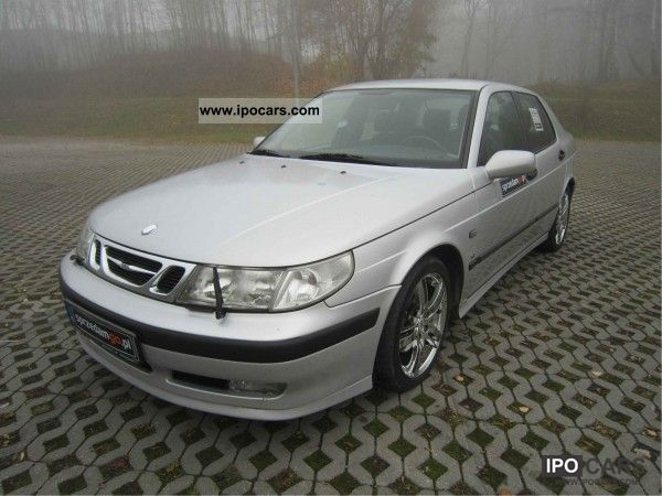 Saab  9-5 2.0T LPG SPRZEDAMGO 2001 Liquefied Petroleum Gas Cars (LPG, GPL, propane) photo