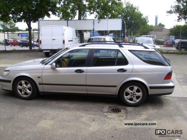 2001 Saab 9 5 Se Turbo Eco Power Estate Car