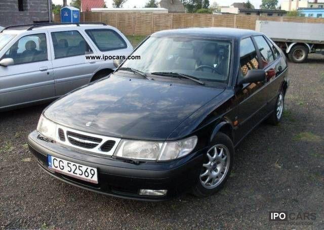 1998 Saab  9-3 DIESEL **** **** **** AIR Small Car Used vehicle photo