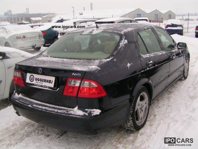 2002 Saab 9 5 2 3 Turbo Aero Full Limousine Used Vehicle Photo