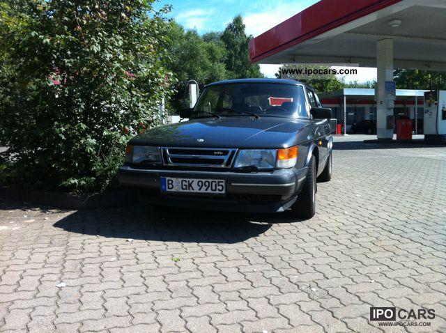 1988 Saab 900 turbo  Car Photo and Specs