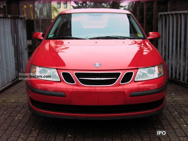 2003 Saab  9-3 1.8 t linear Limousine Used vehicle photo