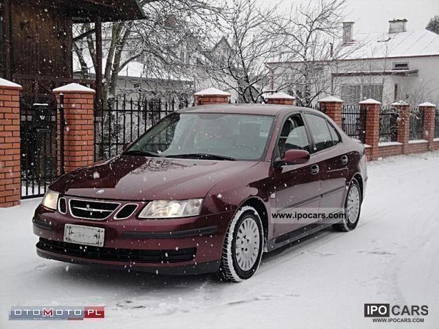 2003 Saab  9-3 1.8 t SERWISOWANY AIR TURBO Limousine Used vehicle photo
