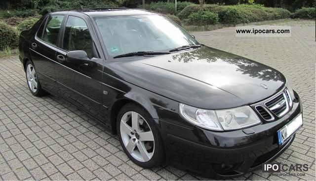 2004 saab 9 5 2 3 turbo aero car photo and specs. Black Bedroom Furniture Sets. Home Design Ideas
