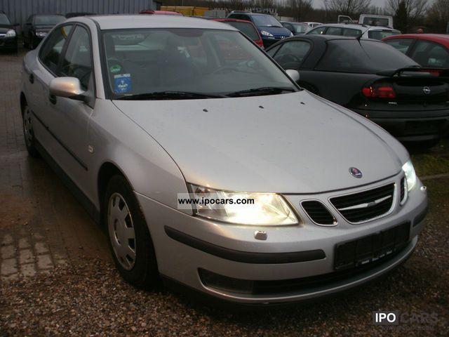 2004 Saab  9-3 1.8 t linear Limousine Used vehicle photo