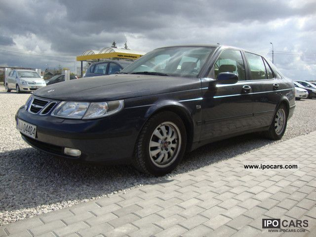 2004 saab 9 5 2 3 turbo 185km gaz g5 car photo and specs. Black Bedroom Furniture Sets. Home Design Ideas