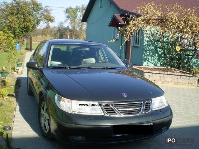 Saab  95 Sprzedam lub zamienie 2003 Liquefied Petroleum Gas Cars (LPG, GPL, propane) photo