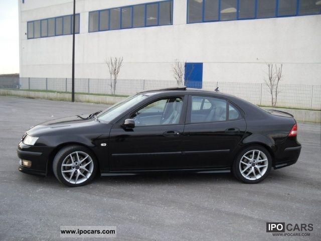2004 saab sport sedan 9 3 aero 2 0 t 210cv car photo and specs. Black Bedroom Furniture Sets. Home Design Ideas