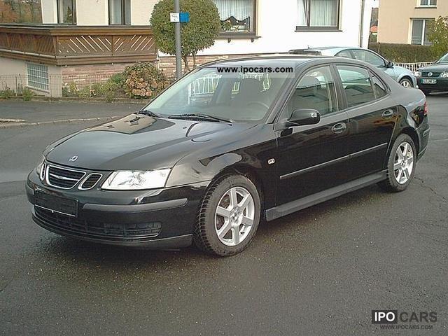 2005 Saab  9-3 1.9 TiD Automatic, seamless checkbook, Limousine Used vehicle photo